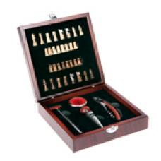 Set Vinhos - Chess