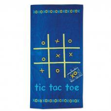 Toalha Tic Tac Toe