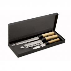 Conjunto facas estilo Japonês
