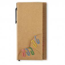 Set com notas adesivas